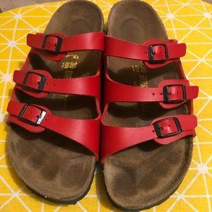 Birkenstock Florida three strap sandal